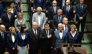 W Sejmie odebrano ślubowania od nowych posłów