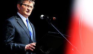 Marszałek Kuchciński: powtarzają, że jestem zbyt liberalny