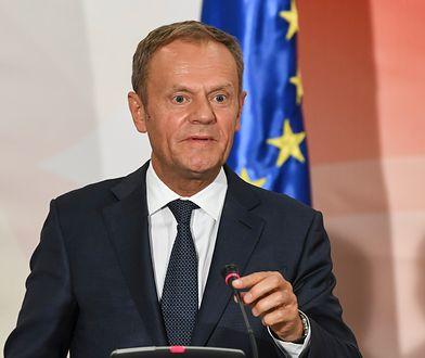 Tusk zaapelował o wsparcie do szefów państw Unii Europejskiej i grupy G7