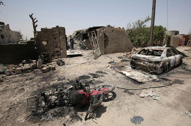 Wybuch samochodu-pułapki w Egipcie. Zginęło 8 żołnierzy i 3 napastników