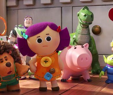 """Toy Story 4"" - zwiastun"