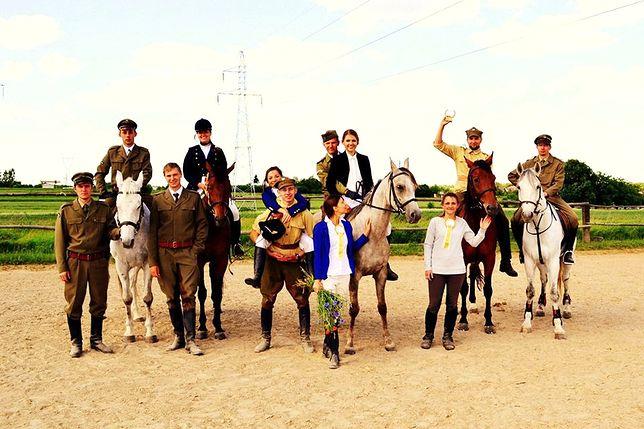 Akademicki Klub Jeździecki w Lublinie działa wspólnie z Roztoczańską Konną Strażą Ochrony Przyrody