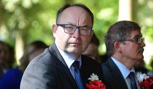Andrzej Papierz (MSZ) poinformował o decyzji we wpisie na Twitterze
