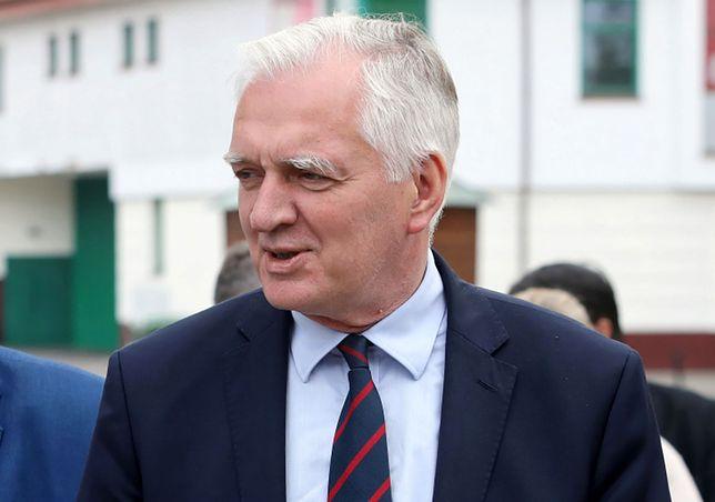 Wicepremier Jarosław Gowin w Bielsku Podlaskim