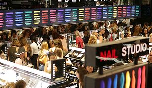 XXX at Sephora, Westfield on December 5, 2014 in Sydney, Australia. This is the first Sephora store to open in Australia.