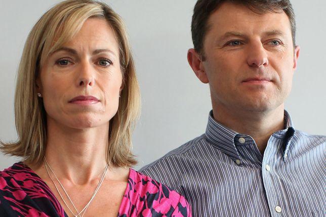 Kate i Gerry McCannowie wciąż szukają zaginionej córki