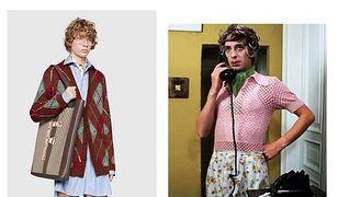 Gucci ubiera mężczyzn na jesień. Bloger miał jedno skojarzenie