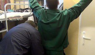 Zatrzymani są podejrzani o handel narkotykami w więzieniu