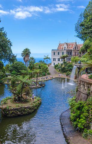 We wrześniu turyści mogą wypoczywać m.in. na słonecznej Maderze