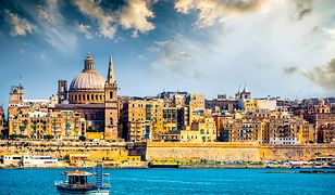 Valletta - najmniejsza stolica Europy