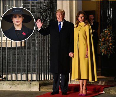 Meghan Markle nie spotkała się z Donaldem Trumpem