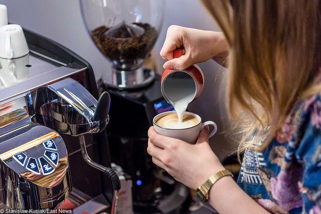 Kawa z ludzkim mlekiem. Na zdrowie