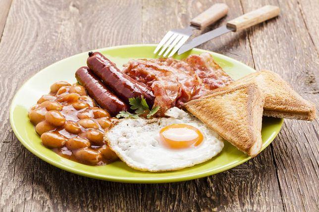 Wyjątkowe śniadanie: Full English Breakfast