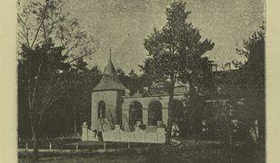 Pałacyk w Bojarowie – z Przewodnika po Otwocku i jego okolicach na rok 1906