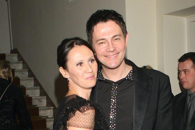 Krzysztof i Anna Ibiszowie w 2008 r
