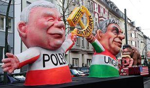 W Dusseldorfie miała miejsce parada parodiująca polityków