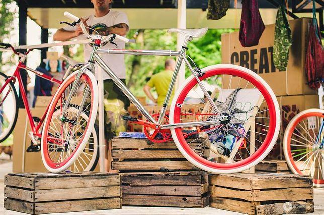 Targi Bike&Fashion. Rowerowo-modowe otwarcie sezonu nad Wisłą