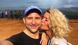 Borys Szyc i Justyna Nagłowska uwielbiają razem podróżować