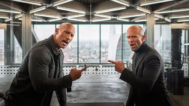 """Box Office. """"Szybcy i wściekli: Hobbs i Shaw"""" bez Vina Diesela to nie to samo"""