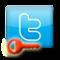 Twitter Password Decryptor icon
