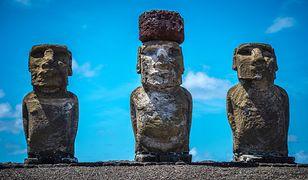 Tajemnica transportu posągów z Wyspy Wielkanocnej