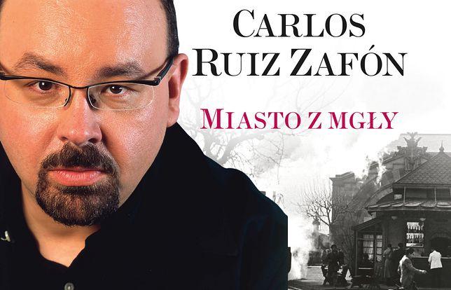"""Carlos Ruiz Zafón zmarł przedwcześnie w zeszłym roku. """"Miasto z mgły"""" to jego ostatnia książka."""