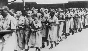 Cilka Klein była jedną z tysięcy kobiet, które trafiły do obozu śmierci