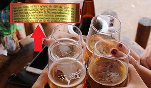 Co tak naprawdę kryje się w piwie? Wystarczy zerknąć na butelkę, ale mało kto to robi