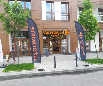 Carrefour szuka wspólnika. Fuzja z Kanadyjczykami nie wyszła