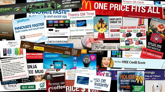 Reklamy zwykle są niechciane
