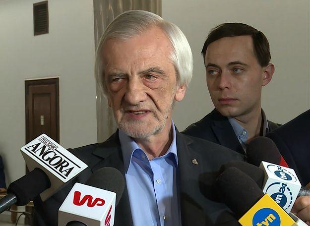 Ryszard Terlecki: klub PiS złoży projekt ws. wycinki drzew
