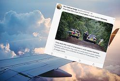Katastrofa małego samolotu w Niemczech. Są ofiary śmiertelne