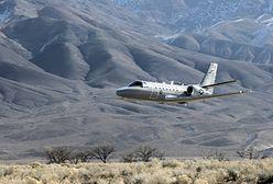 USA. Nastolatek próbował przejąć kontrolę nad samolotem