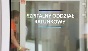 Pijany lekarz na SOR-ze Chojnicach. Interweniowała policja
