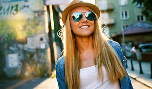 Okulary przeciwsłoneczne chronią oczy przed promieniowaniem