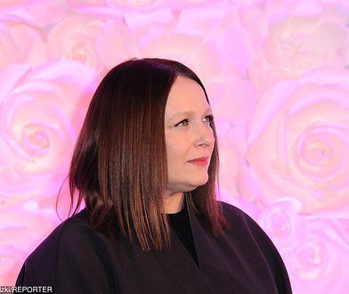 Katarzyna Nosowska w kwietniu tego roku