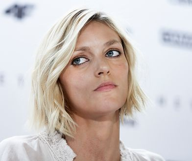 Anja Rubik ma 35 lat, karierę modelki od kilku lat łączy z aktywizmem społecznym