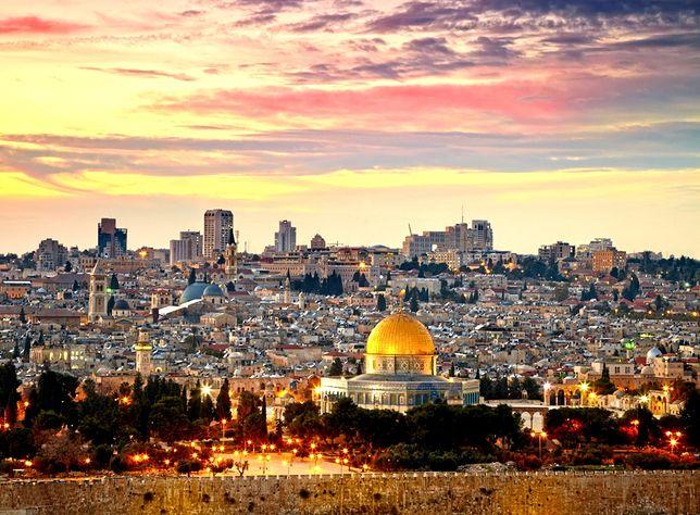 Współczesna Jerozolima