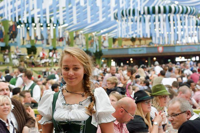 Niemcy - w Monachium rozpoczyna się Oktoberfest