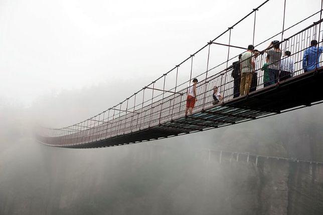 Atrakcje Chin - Pingjiang
