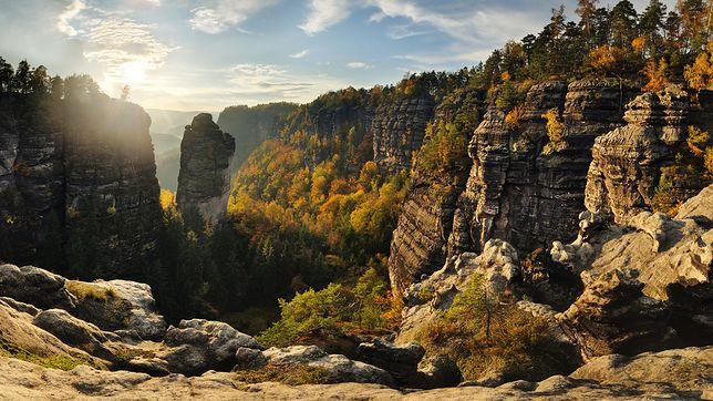 Atrakcje Czech - Czeska Szwajcaria