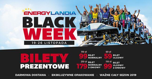 BLACK WEEK w Energylandii!