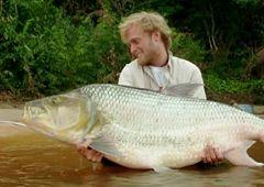 Rzeka Kongo - ekstremalne połowy Jakuba Vagnera