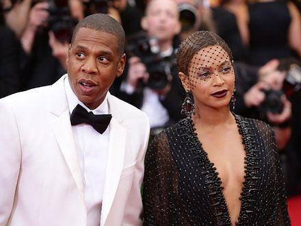 Beyoncé i Jay Z jako Bonnie i Clyde