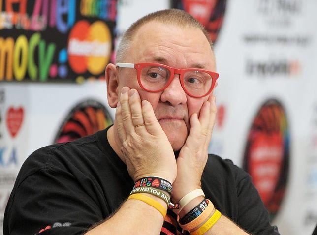 Żona Jurka Owsiaka nie wiedziała o jego rezygnacji. Decyzję podjął sam