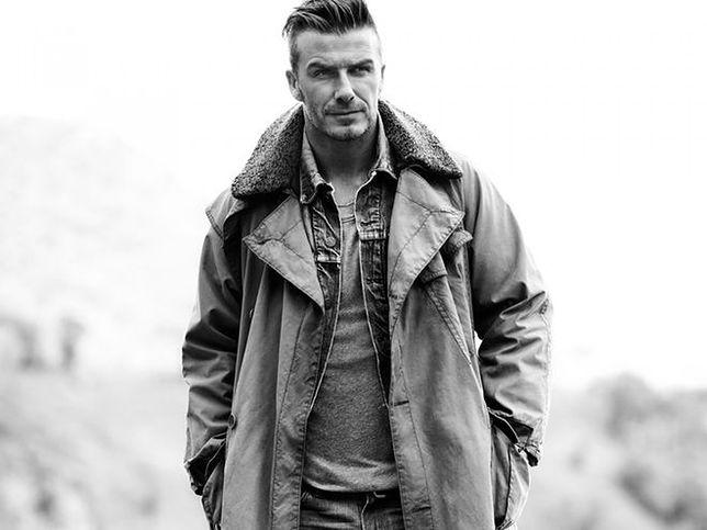 """5 okładek """"GQ"""" z Davidem Beckhamem"""