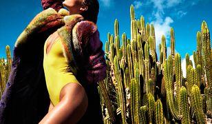 Elsa Hosk w Vogue Spain