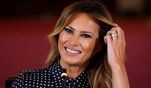 Melania Trump świętuje 51. urodziny. Spędziła je razem z mężem