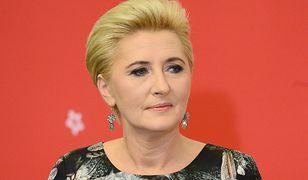 Agata Kornhauser-Duda i obowiązki na Litwie. Spotkała się z siostrą zakonną