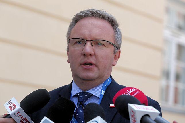"""Prezydencki minister Krzysztof Szczerski zapewnia, że program prezydenta w Australii jest """"bogaty"""""""